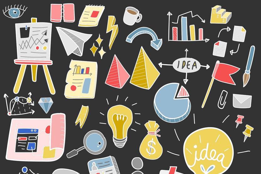 Cómo crear un buen logotipo para tu empresa